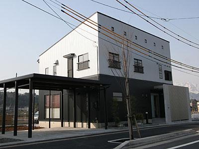N様邸新築1