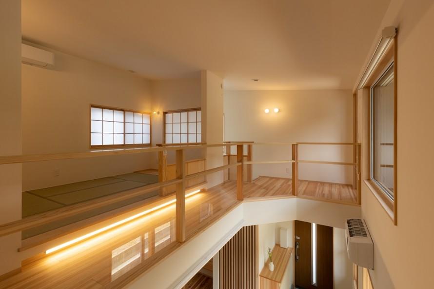 建て替え|糸魚川市新築住宅|注文住宅|提案型住宅|吹き抜け|おおらかな暮らし