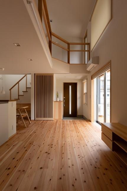 建て替え|糸魚川市新築住宅|注文住宅|提案型住宅|大開口や吹き抜け|おおらかな暮らし
