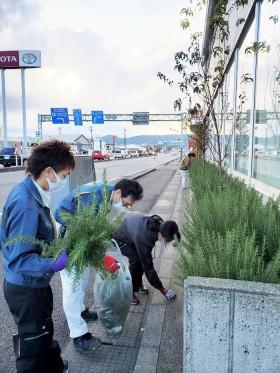 |カネタ建設|上越市|新築住宅|スタッフ|園芸|