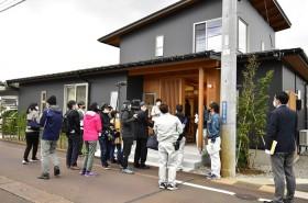 糸魚川地区から学ぶ、県産材の現場視察ツアー|南寺町の家|キノイエ|木の家