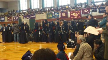 白根剣道大会