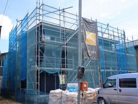 上越市|注文住宅|新築|二世帯|二世帯住宅│建て替え|カネタ建設|外壁工事│内装工事│ガルバリウム|