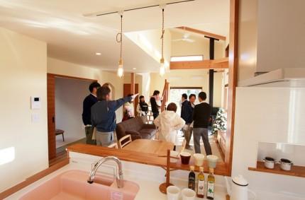 とことん薪ストーブライフを愉しむ家|上越市・糸魚川市の注文住宅|工務店|ハウスメーカー|カネタ建設