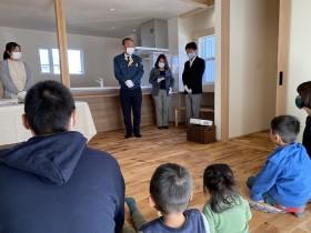 注文住宅|上越市|新築|木の温もり|子育て|ブランコのある家|