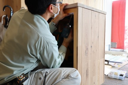 カネタ建設|上越市|新築住宅|DIY|手作り|