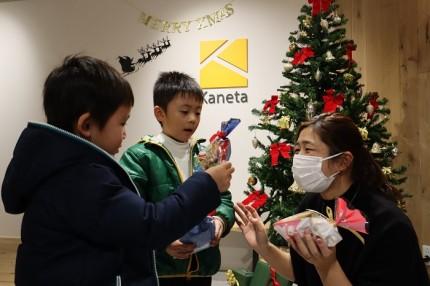 カネタ建設|上越市|新築住宅|イベント|クリスマス|