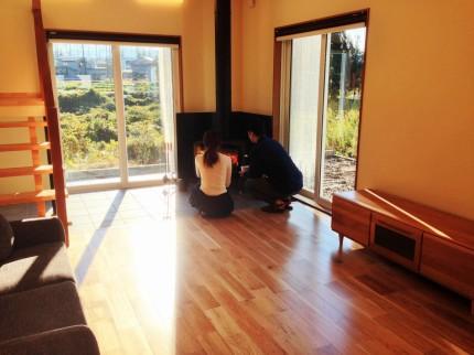 薪ストーブライフを愉しむ家|上越市・妙高市・糸魚川市の注文住宅|ハウスメーカー|工務店|建築設計|カネタ建設