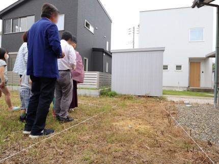 |カネタ建設|上越市|新築|建替え|注文住宅|オンリーワンの家|地鎮祭|