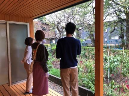 完成見学会|平屋風|上越市北本町|陀羅尼町の家|現代町家|kinoie|キノイエ