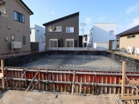 |カネタ建設|上越市|新築|建替え|注文住宅|オンリーワンの家|基礎工事|新築工事│