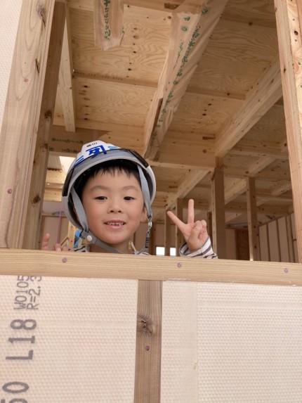 |カネタ建設|上越市|新築住宅|建て方|上棟|